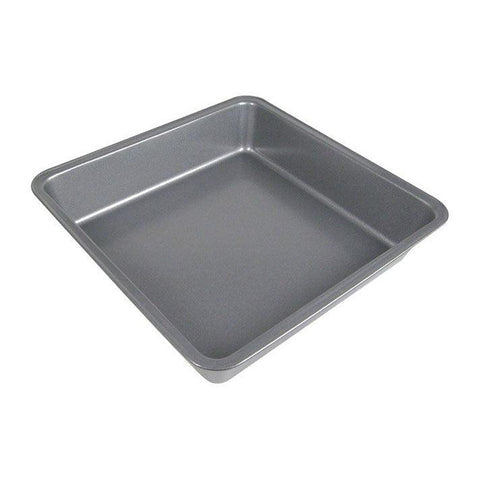 "La Patisserie PATI-SQ8 8"" Square Loaf Pan"