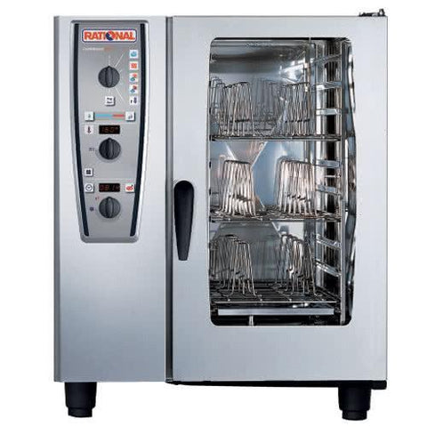 RATIONAL COMBIMASTER PLUS MODEL 101 COMBI OVEN - GAS