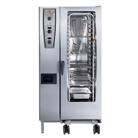 RATIONAL COMBIMASTER PLUS MODEL 201 COMBI OVEN - GAS