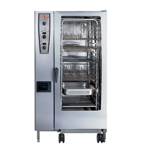 RATIONAL COMBIMASTER PLUS MODEL 202 COMBI OVEN - ELECTRIC