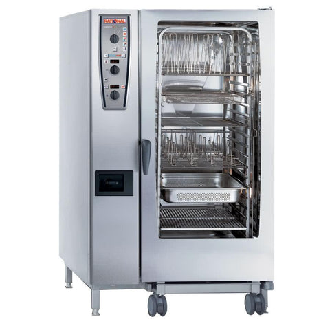RATIONAL COMBIMASTER PLUS MODEL 202 COMBI OVEN - GAS