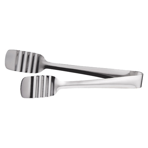 "Winco PT-875 8.75"" Solid Pastry Tongs"
