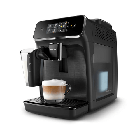 Philip Saeco 2200 Series Lattego Fully Automatic Espresso Machine - Matte Black - EP2230/14