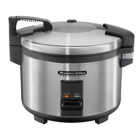 Proctor Silex 37560R-CE Rice Cooker - 60 Cups