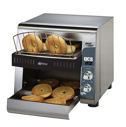 Star QCS1-500 Conveyor Toaster 500 Bagel Slices Per Hour - 120V