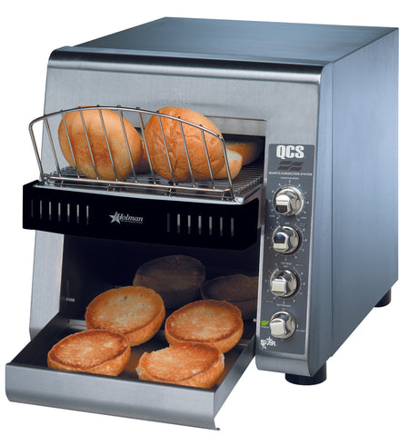Star QCS2-600H Conveyor Toaster 600 Slices Per Hour - 208V