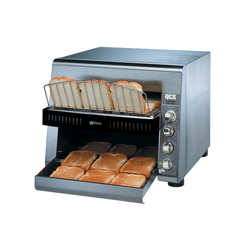 STAR QCS3-950H HIGH VOLUME CONVEYOR TOASTER 950 SLICES PER HOUR - 208V