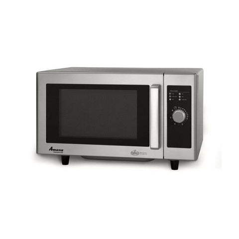 Amana RMS10DS Light-Duty Microwave Oven, 1000W - Nella Cutlery Toronto