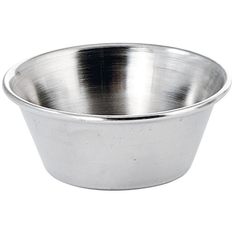 Winco SCP-15 1.5 Oz. Stainless Steel Sauce Cup