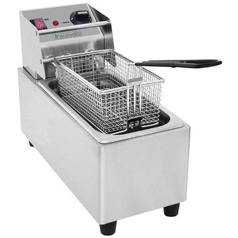 Eurodib 6.4 lb. Electric Countertop Fryer - SFE01820