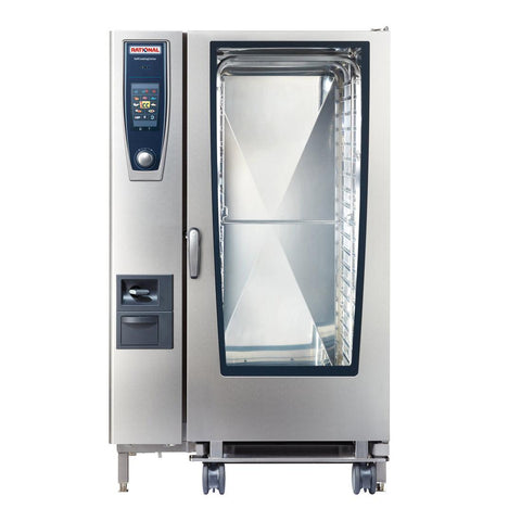 Rational SelfCookingCenter 5 Senses Combi Oven - Model SCC 202E