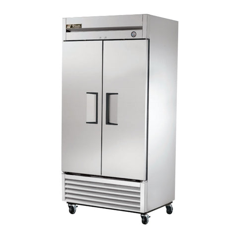 TRUE REACH IN SOLID 2 DOOR REFRIGERATOR - T-35F