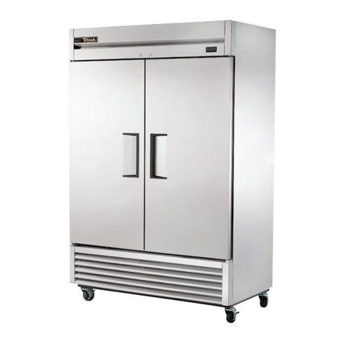 TRUE REACH IN 2 DOOR FREEZER - T-49F-HC - Nella Cutlery Toronto