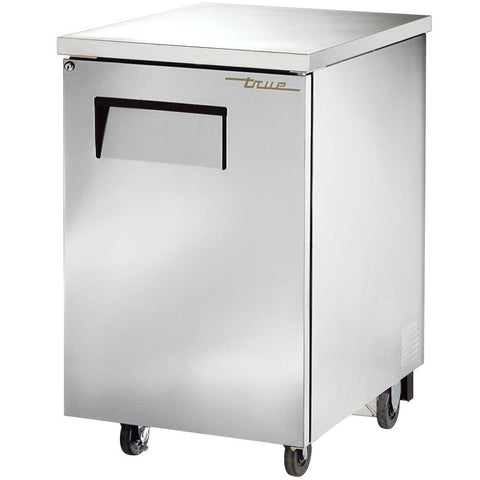 TRUE 1 DOOR BACK BAR COOLER - TBB-1-S