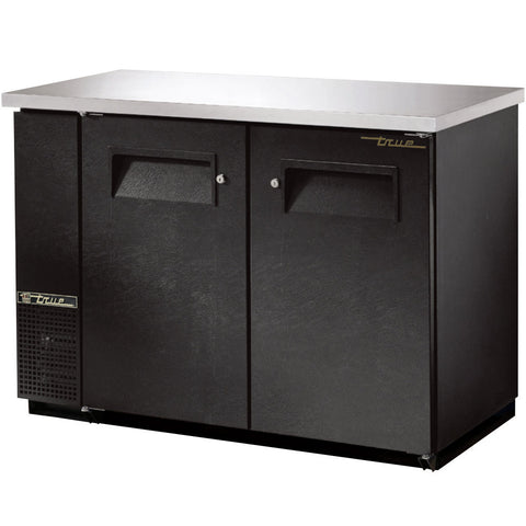 TRUE 2 DOOR BACK BAR COOLER - TBB-24-48