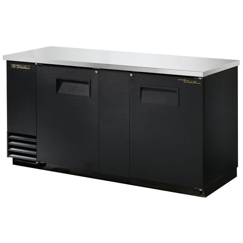 TRUE 2 DOOR BACK BAR COOLER - TBB-3