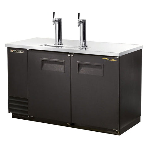 TRUE 2 DOOR DIRECT DRAW BEER DISPENSER - TDD-2