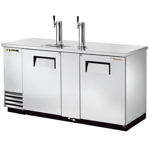 TRUE 2 DOOR DIRECT DRAW BEER DISPENSER - TDD-3-S