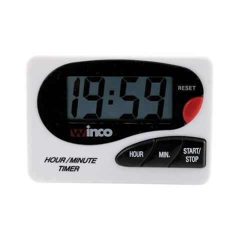 Winco 20-Hour Capacity Digital LCD Timer - TIM-85D