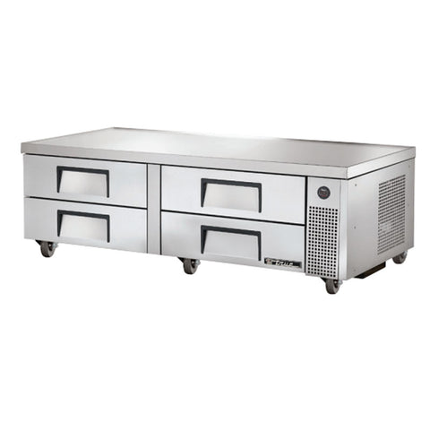 "TRUE 72"" 4 DRAWER REFRIGERATED CHEF BASE- TRCB-72 - Nella Cutlery Toronto"