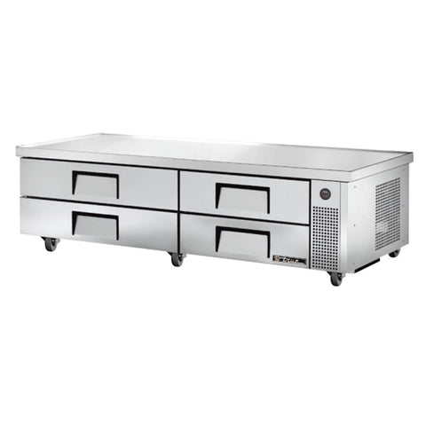 "TRUE 84"" 4 DRAWER REFRIGERATED CHEF BASE- TRCB-82-84 - Nella Cutlery Toronto"