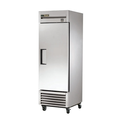 TRUE TS-23-HC STAINLESS STEEL REACH IN SOLID DOOR REFRIGERATOR