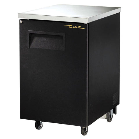 TRUE 1 DOOR BACK BAR COOLER - TBB-1 - Nella Cutlery Toronto