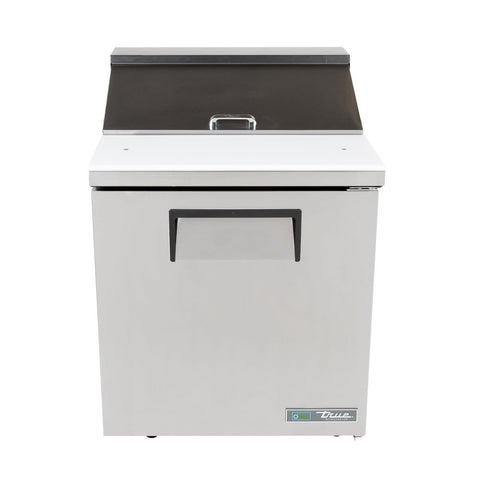 "TRUE TSSU-27-08-ADA-HC 27"" 8 PAN SALAD / SANDWICH PREP TABLE REFRIGERATOR"