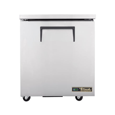 TRUE 1 DOOR UNDERCOUNTER REFRIGERATOR WITH LEFT HINGED DOOR - TUC-27-ADA-HC LH