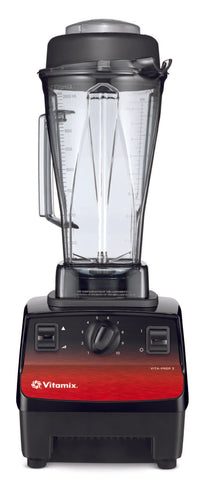 Vitamix 62826 64 Oz. Vita-Prep 3 Food Blender - Red - 3 HP