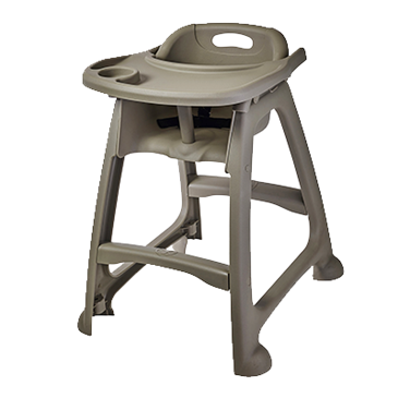 WINCO PLASTIC HIGH CHAIR - CHH-18