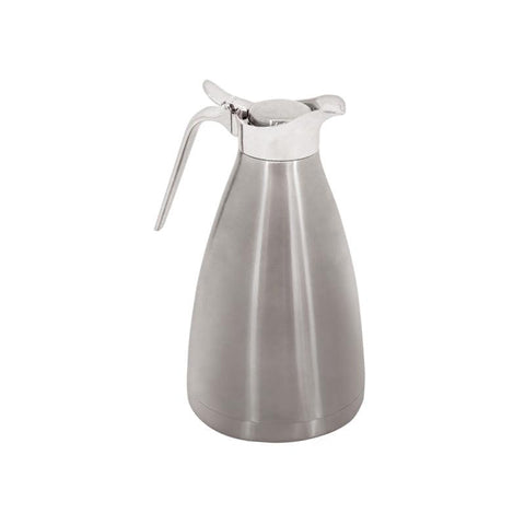 Nella Double Insulated 1 Litre Stainless Steel Coffee Server - 80524