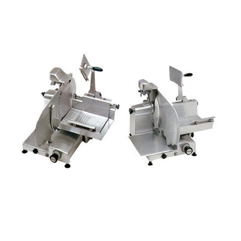 "NELLA 13"" HORIZONTAL GEAR-DRIVEN SLICER .35HP - H330 - 13656 - Nella Cutlery Toronto"