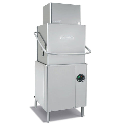 Hobart AM15VL Advansys Ventless High Temperature Door-Type Dishwasher - 208-240V, 3 Phase