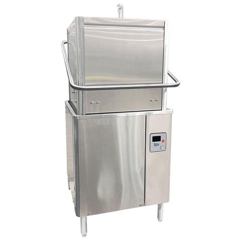 Hobart Stero SD3-2 Door-Type Dishwasher with Built-In Booster Heater - 208-240V, 3 Phase