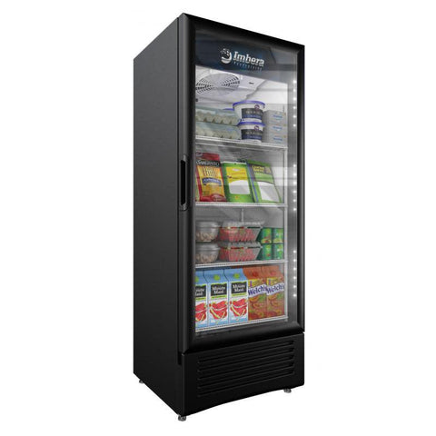 "Imbera 25"" Elite Series Glass Door Refrigerator - 41217"