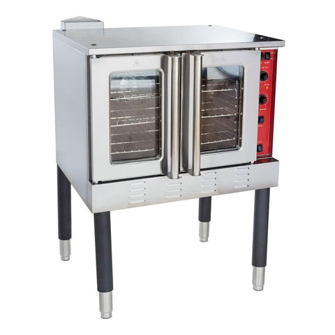 JUSTA FGC-100 Full Size Natural Gas Convection Oven by Hobart