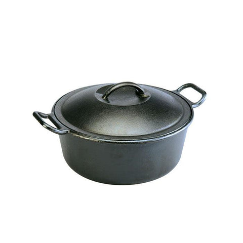 Lodge P10D3 4 Qt. Pro-Logic Cast Iron Dutch Oven