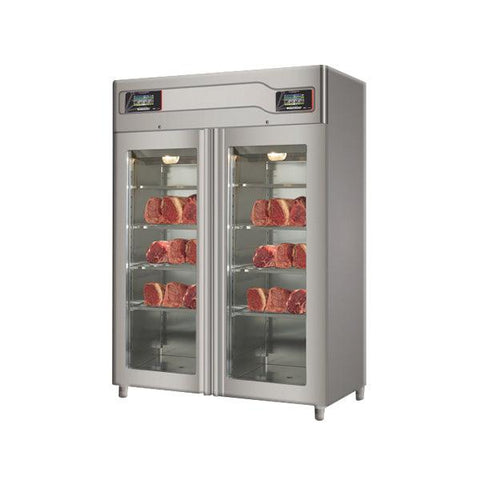 Nella Maturmeat 100 + 100 kg Maturation Cabinet - 45176