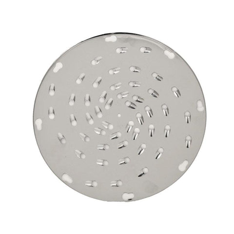 Nella Stainless Steel Shredder Disc with 8 mm Holes for Vegetable Slicer Attachment - 43237