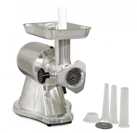 Nella Stainless Steel 1 HP Meat Grinder - 21720
