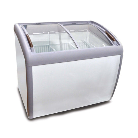 Nella 260 Litre Ice Cream Display Freezer - 31456