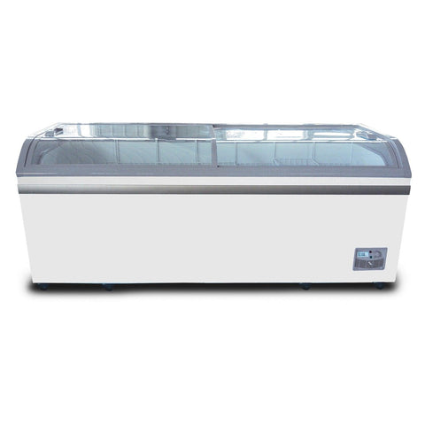 Nella 700 Litre Ice Cream Display Freezer - 37815