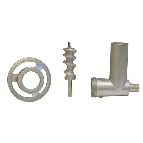 Nella #12 Grinder Head Cylinder, Ring, and Worm Set - 10054
