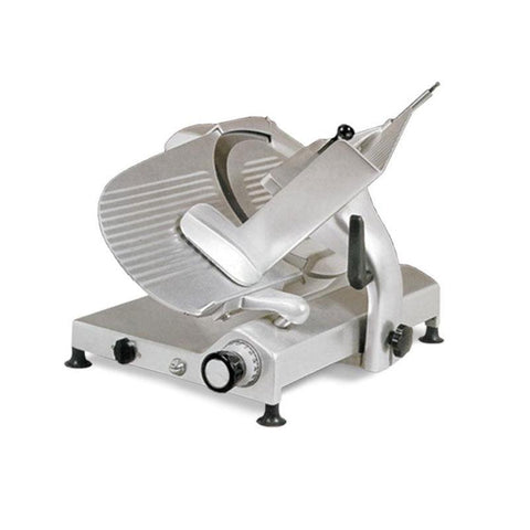"Nella 14"" Gear-Driven Meat Slicer 0.35 hp - C350 - 13643"
