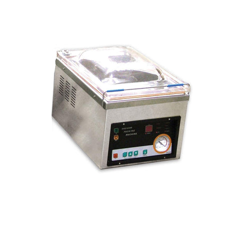 "Nella Vacuum Packaging Machine With 10.2"" X 0.31"" In. Seal Bar - 19481"