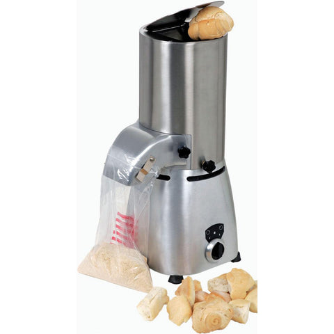 Nella 1.5 hp Electric Bread Grater with Safety Cover - 23865