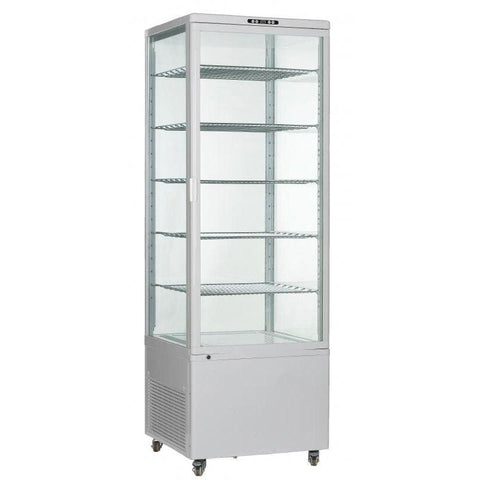 "Nella 25"" Refrigerated Floor Display Case - 34874"