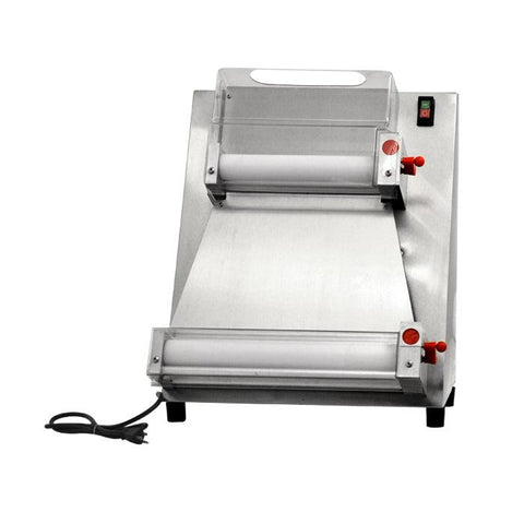 "Nella Automatic Electric Pizza Moulder with 16"" Max Roller Width - 39638"
