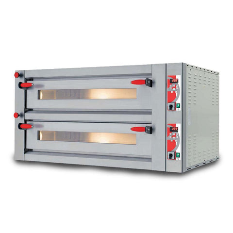 "Nella 41"" Pizza Oven With Double Chamber And Digital Display - 18kW - 40643"